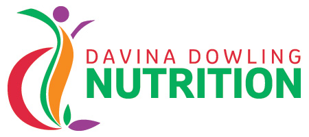 Davina Dowling Nutrition Logo